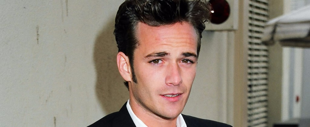 Sexy ​Luke Perry Pictures ​