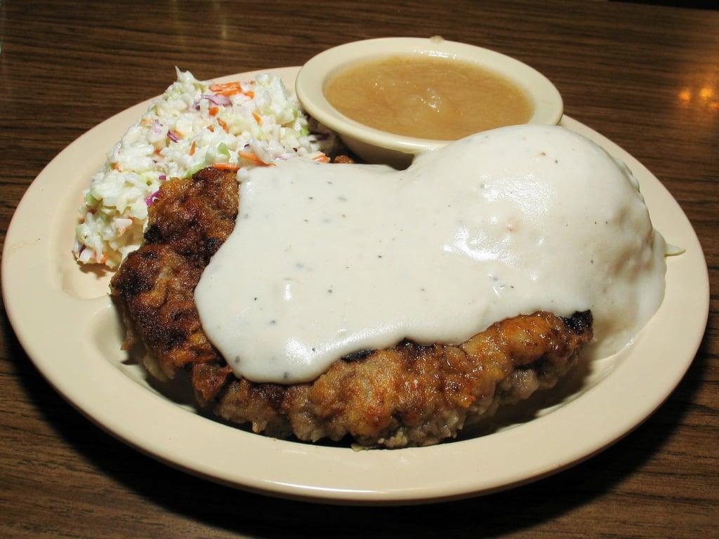 Oklahoma: Chicken-Fried Steak