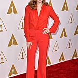 Amy Adams at the 2014 Academy Awards Nominees Luncheon