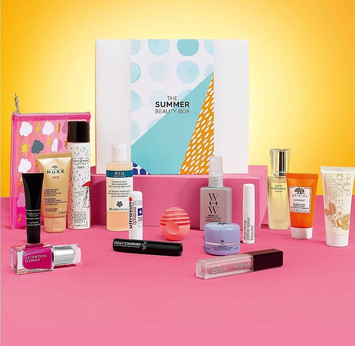 Marks & Spencer Summer Beauty Box   POPSUGAR Beauty UK
