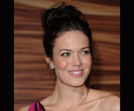 Get Mandy Moore's Tangled Bun (Christian DONE)