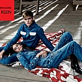 Raf Revamped the Iconic Calvin Klein Denim Campaigns