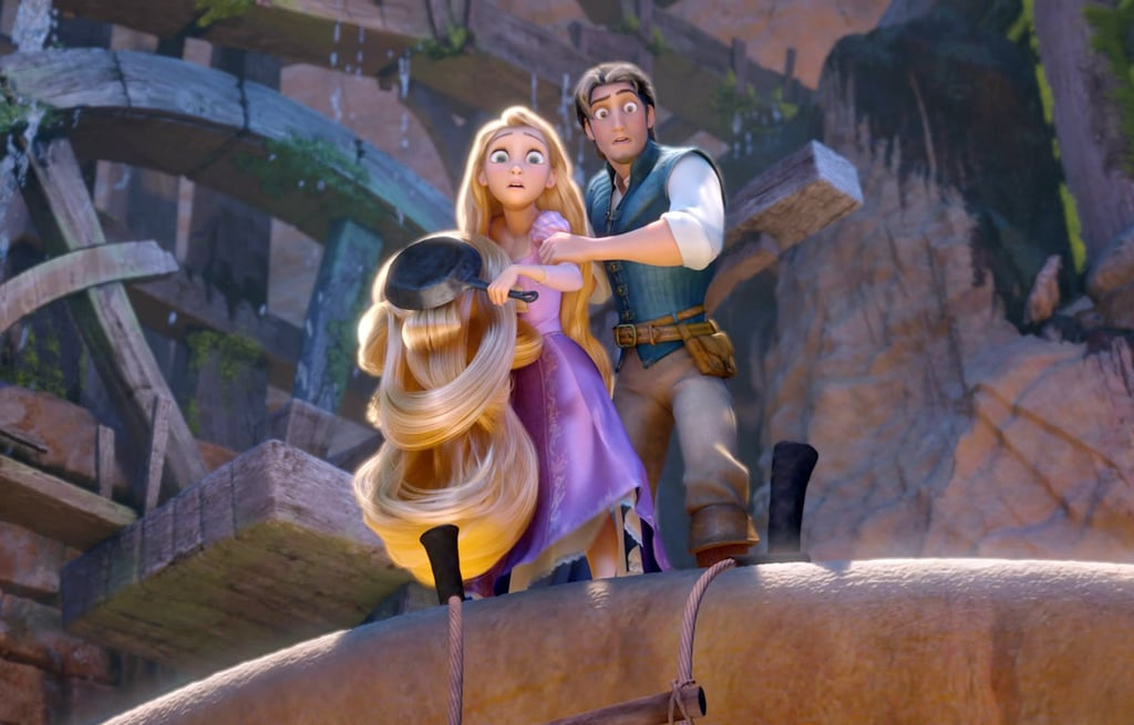 Rapunzel: Rope Workouts