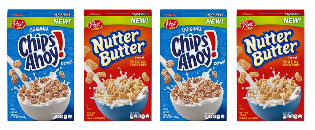 Chips Ahoy and Nutter Butter Cereals Are Hitting Shelves Soon!