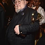 Pictured: George R.R. Martin