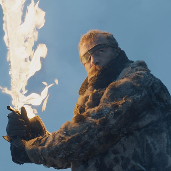 Why Does Beric Have a Flaming Sword on Game of Thrones?