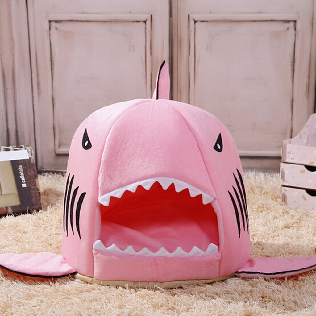 Kamier Shark Washable Cotton Pet Bed