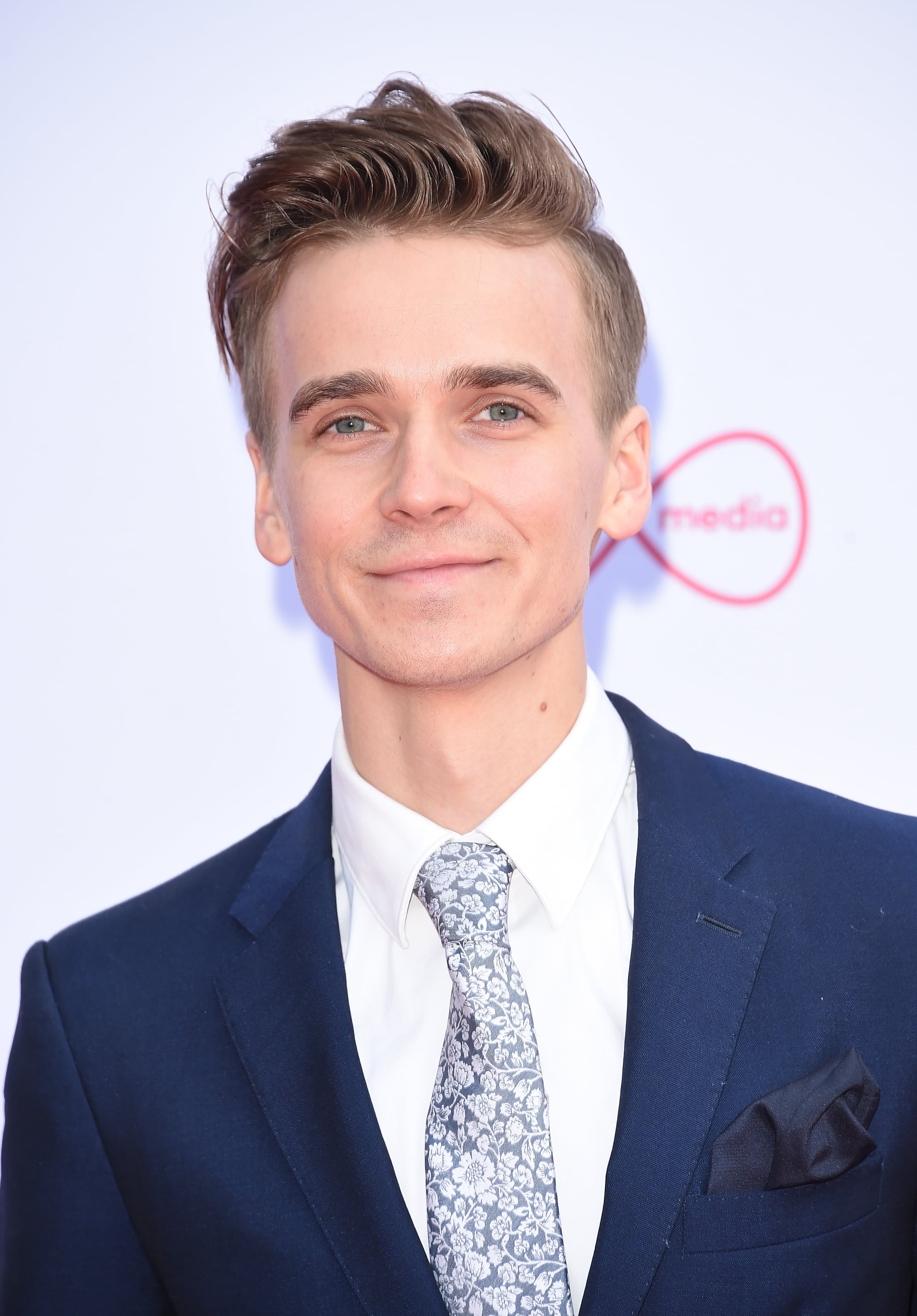 LONDON, ENGLAND - MAY 12:  Joe Sugg attends the Virgin Media British Academy Television Awards at The Royal Festival Hall on May 12, 2019 in London, England.  (Photo by David M. Benett/Dave Benett/Getty Images)