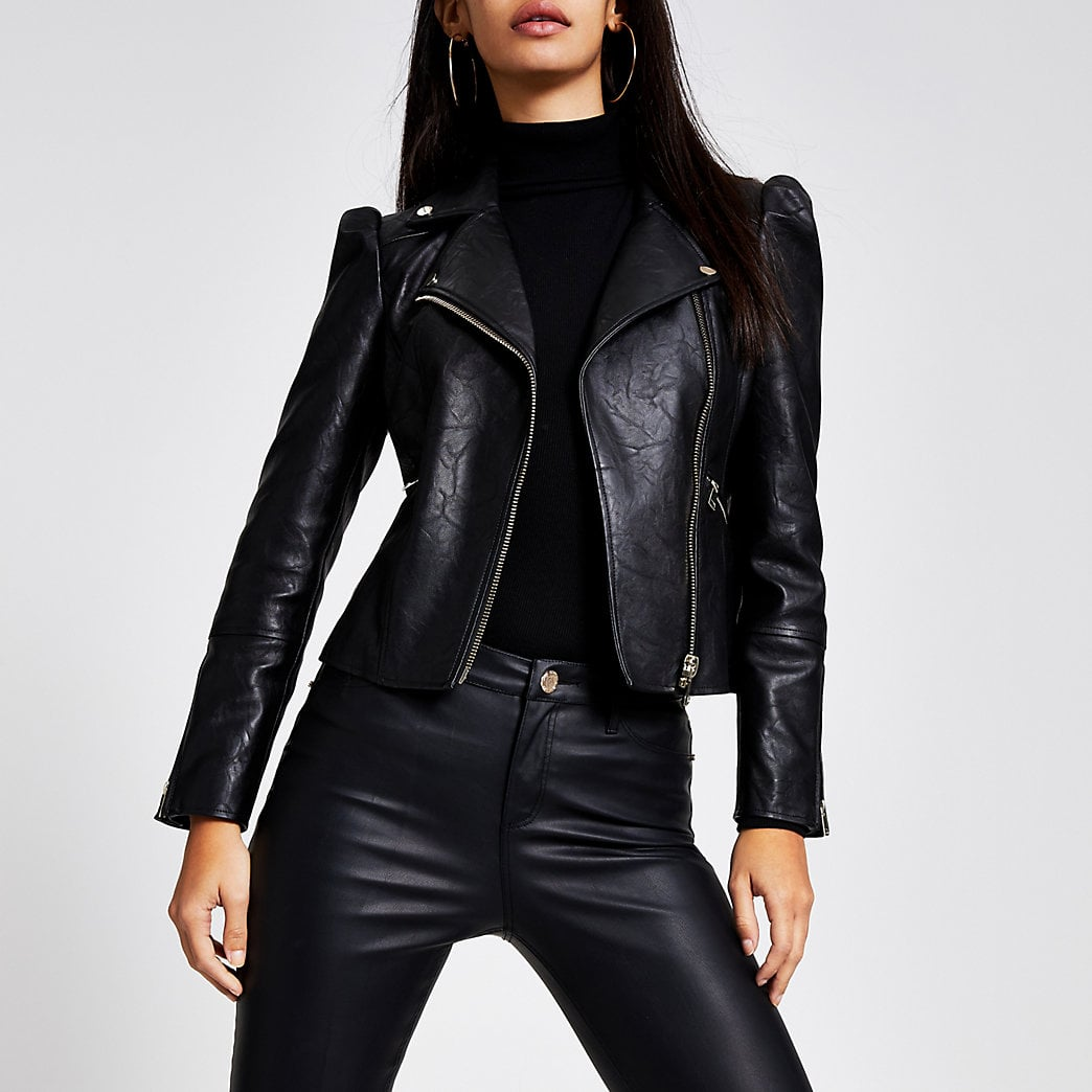 Skin2Fashion Womens Leather Jacket 39