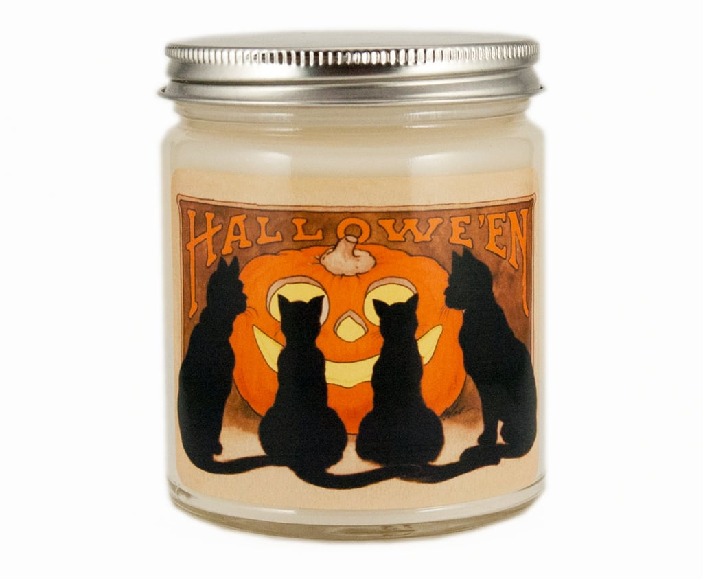 Nothing sets the mood of a scary movie marathon night more than a Halloween-themed candle flickering in the dark. If you can't get your fill of Fall candles that celebrate the season and the spooky holiday, then these are the home decor items for you! Check out 19 ideas ahead.      Related:                                                                                                           The Internet Can't Handle This Hocus Pocus Binks Candle