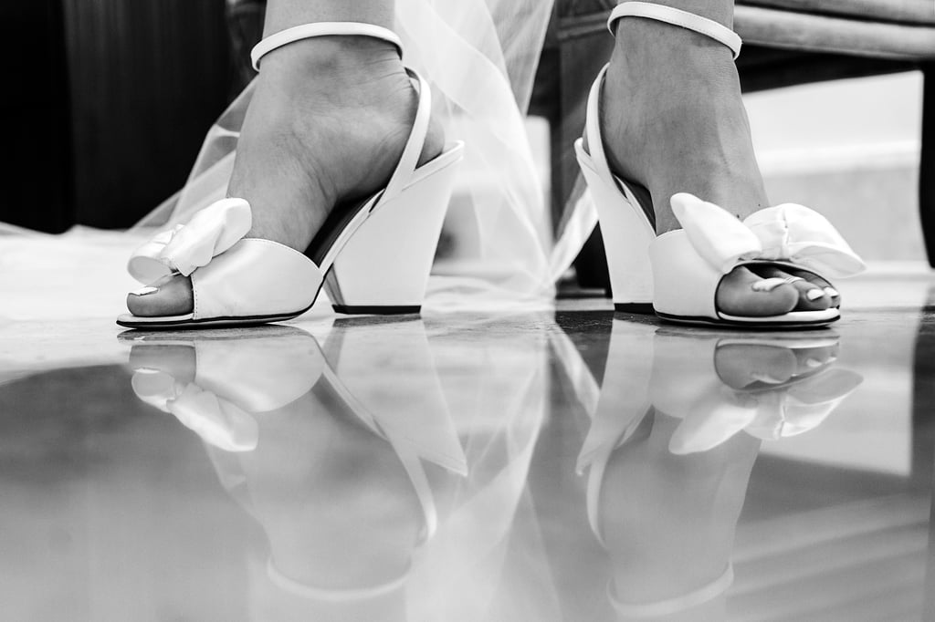 Wedding Shoes For Every Bride — and Every Budget
