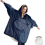 The Comfy The Original Oversized Sherpa Blanket Sweatshirt