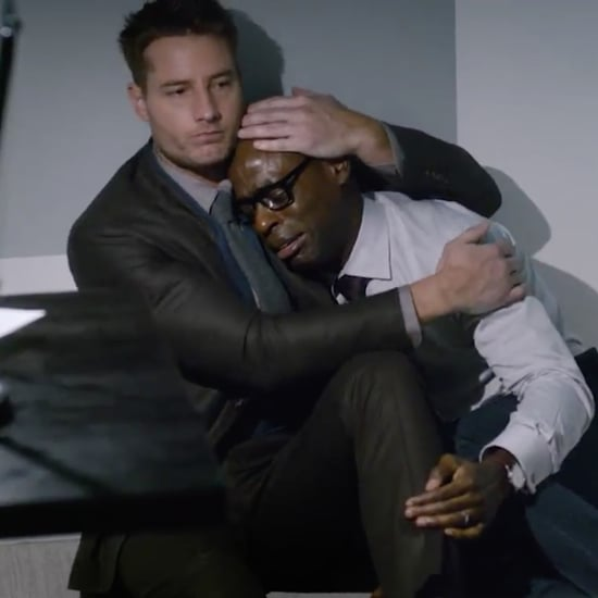 This Is Us Scene With Randall's Panic Attack