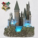 Hallmark's Harry Potter Hogwarts Castle Musical Tree Topper With Light