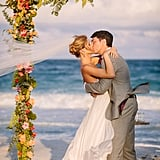 Beachy Ceremony Arch