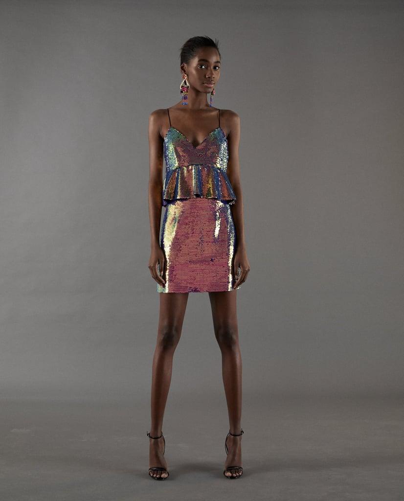776813d0 Sequin Dresses Uk Zara - raveitsafe