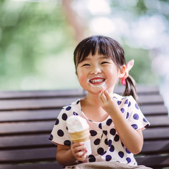 Why I Let My Kid Eat Ice Cream Every Day Over Summer
