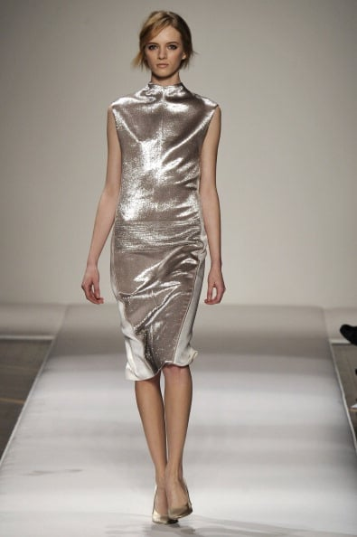 Fall 2011 Milan Fashion Week: Gianfranco Ferre