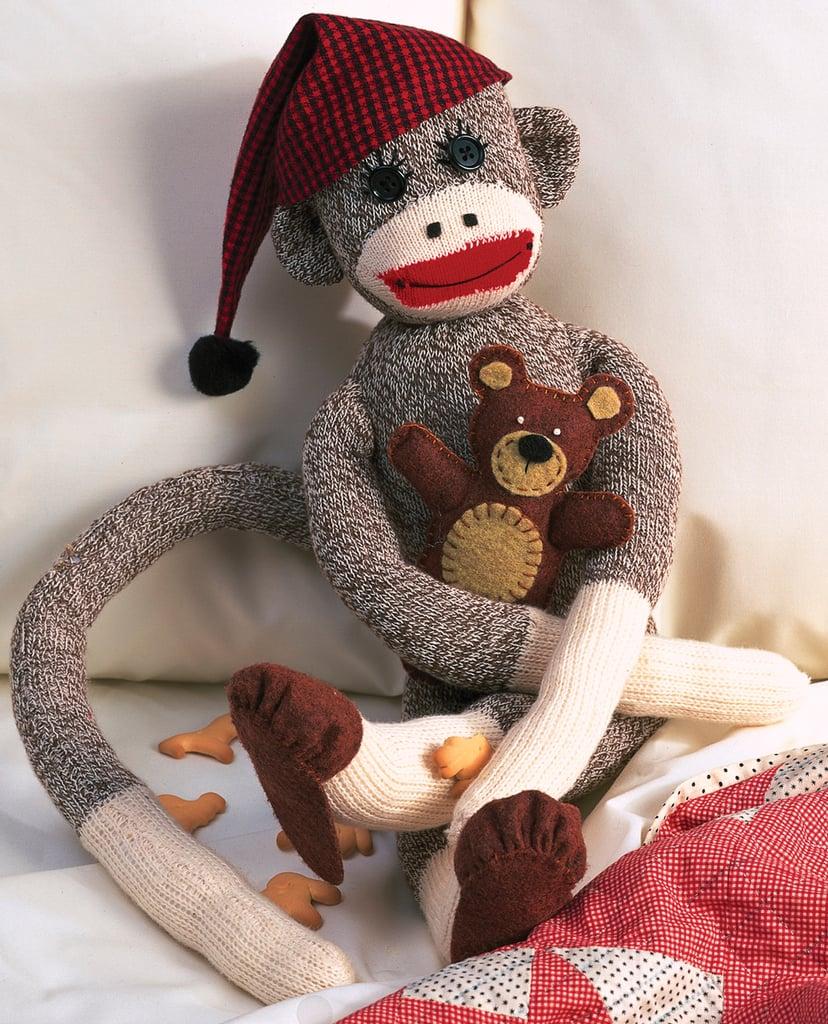Peejay Sock Monkey Kit
