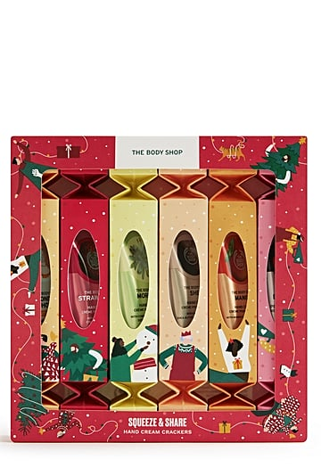 The Body Shop Christmas Beauty Gifts 2020