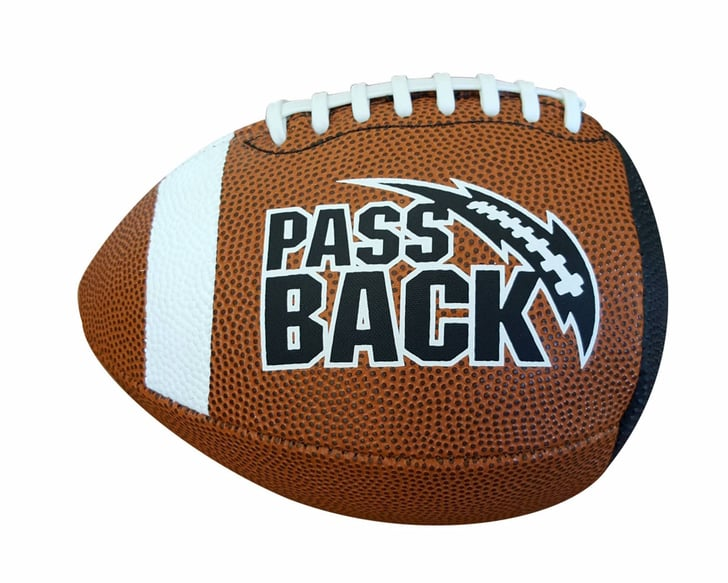 Passback Sports Kids Bounce Back Football Football Toys