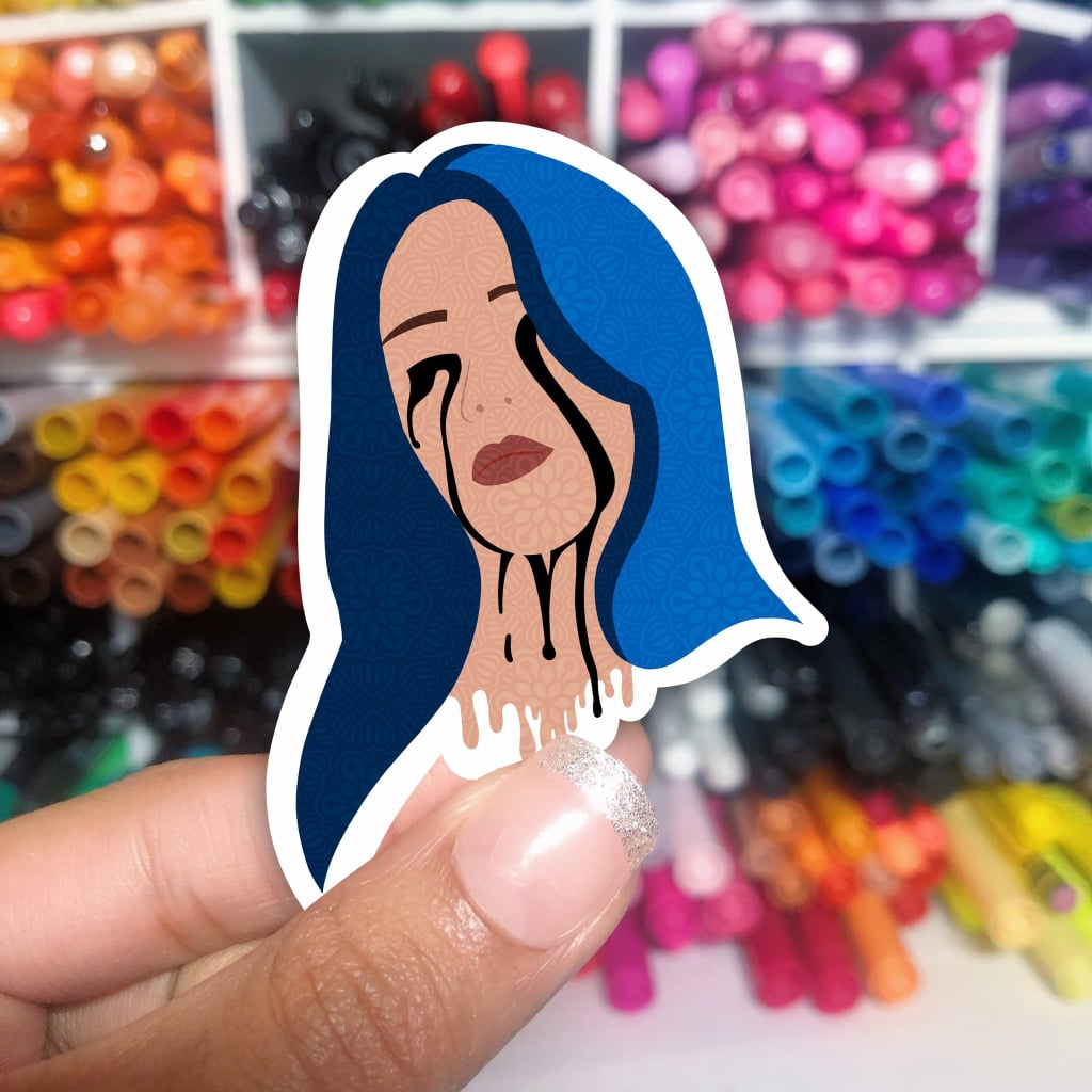 The Coolest Billie Eilish Stickers