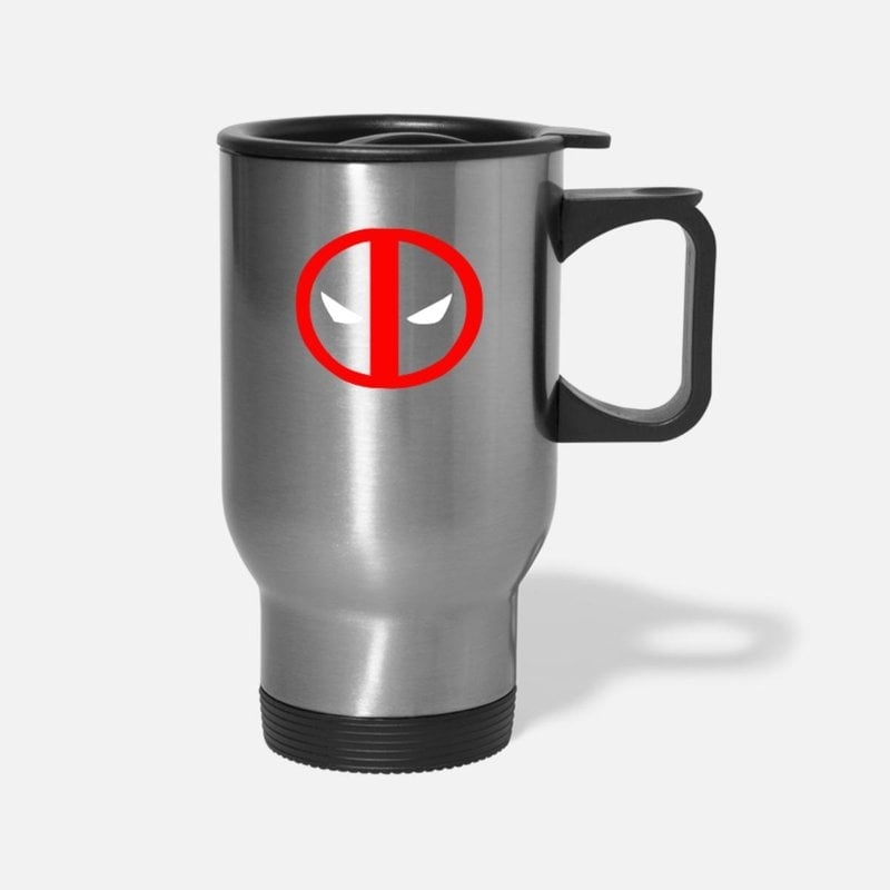 Deadpool Travel Mug