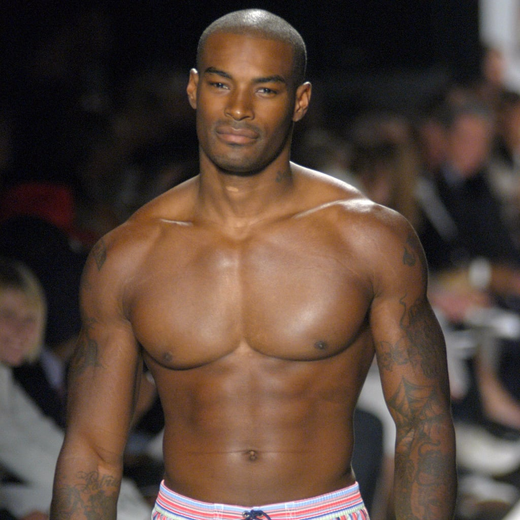 Tyson Beckford Hot Pictures | POPSUGAR Celebrity