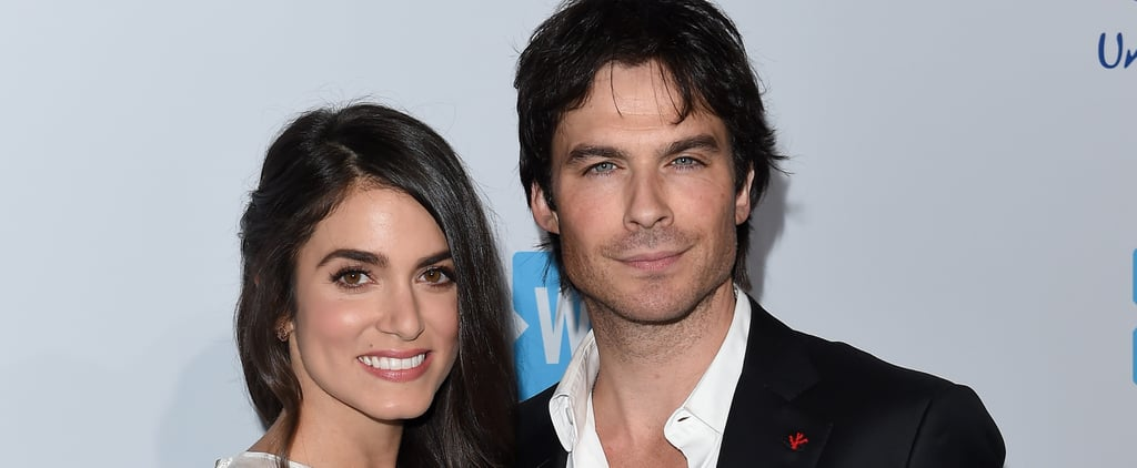 Ian Somerhalder Breaks His Vow of Silence to Gush About New Mum Nikki Reed