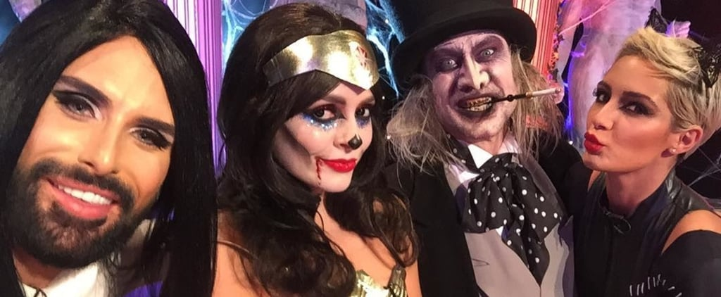 Holly Willoughby Halloween Costumes