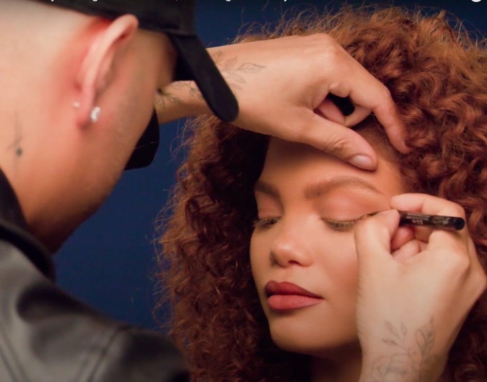 Ariana Grande's Makeup Artist Daniel Chinchilla Interview