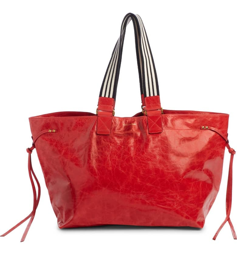 6fd3c0f7613 Isabel Marant Wardy New Leather Shopper | Best Big Bags For Women ...
