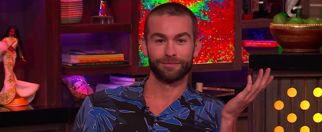 Chace Crawford Talking About the Gossip Girl Spinoff on WWHL