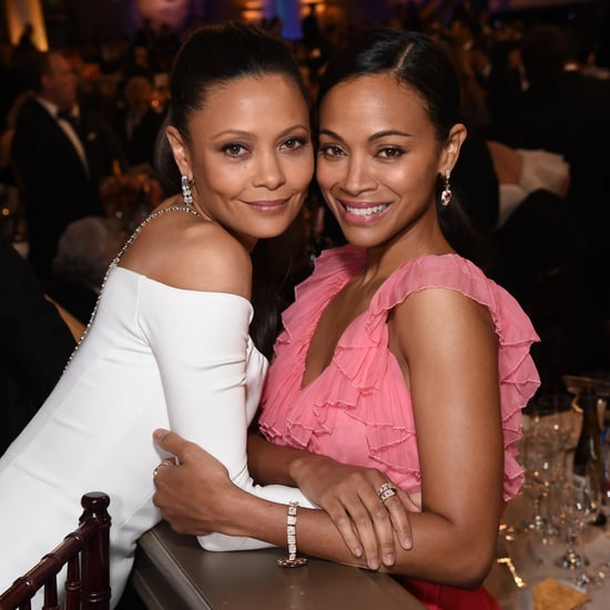 Zoe Saldana's Mum Mixes Her Up With Thandie Newton Video