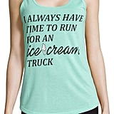 Chin-Up Truck Run Tank Top