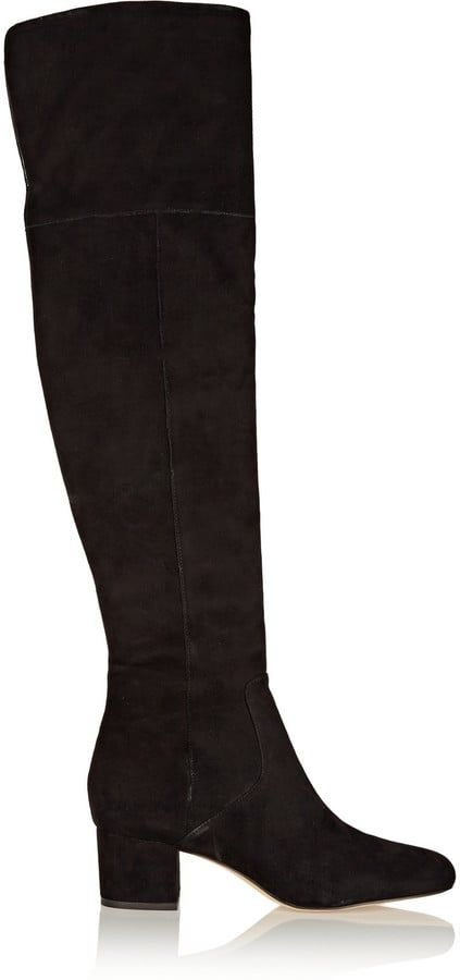 57cb5d1416a342 Sam Edelman Elina Suede Over-the-Knee Boots ( 250)