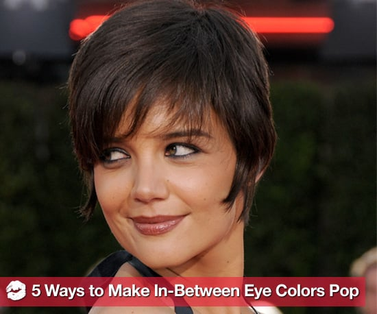 Eye Makeup Tips For Gray, Hazel, Blue-Green, and Unusually Colored Eyes