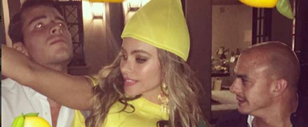 Go Inside Sofia Vergara's Pinterest-Perfect Lemon-Themed Birthday