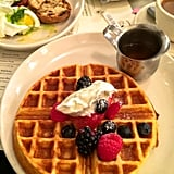 Best Spot For Waffles: Jack's Wife Freda