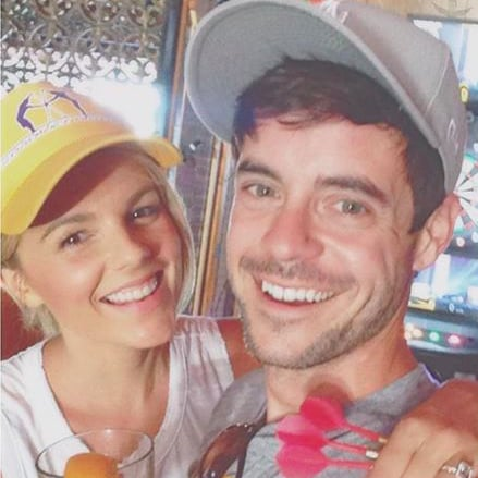 Ali Fedotowsky and Kevin Manno Celebrate Their Engagement