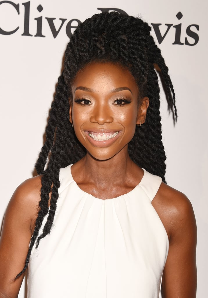 If You Have Wide Set Eyes Like Brandy What Kind Of Eyelash