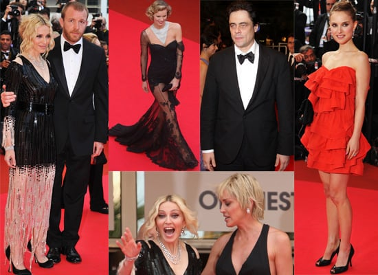 Madonna Screens I Am Because We Are At The Cannes Film Festival, And Steven Soderburgh's Che Premieres