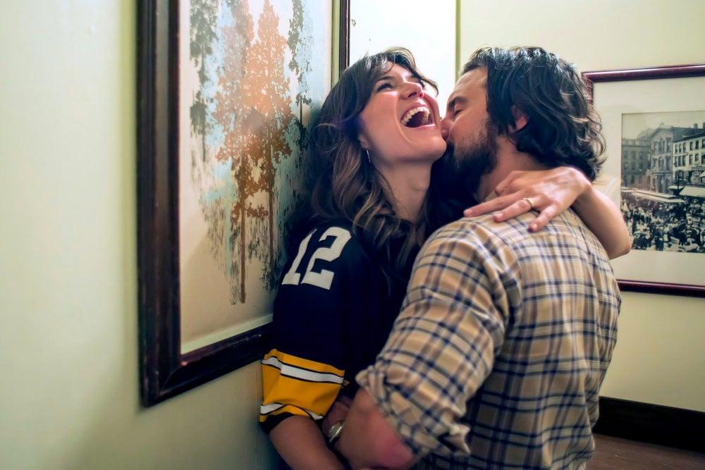 Best TV Kisses of 2016