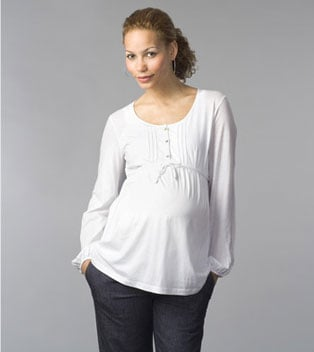 Boob Maternity Blouse ($95)