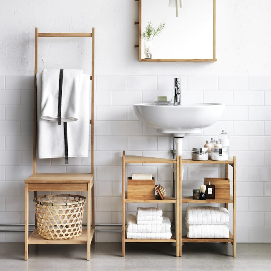 The Best Bathroom Organization Products From Ikea  10