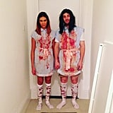 The Grady Twins From The Shining