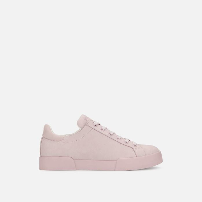 Tyler Matte Leather Sneaker