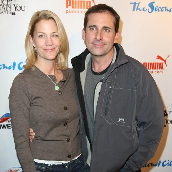 Who Is Steve Carell's Wife, Nancy?