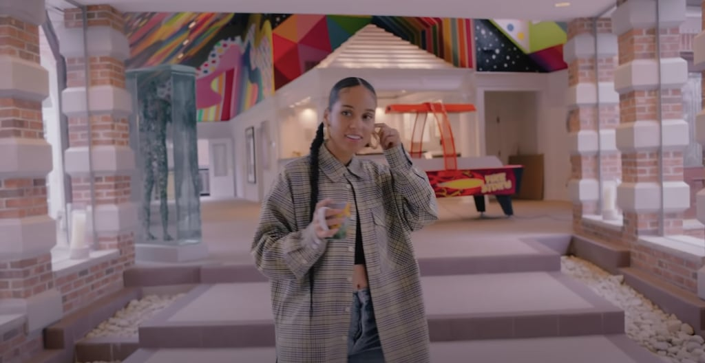 Alicia Keys's New Jersey Mansion House Tour | Vogue Video