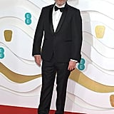 Joaquin Phoenix at the 2020 BAFTAs in London